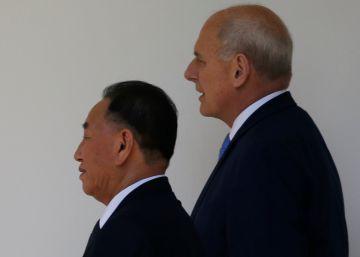 Trump anuncia que celebrará la reunión con Kim Jong-un el 12 de junio en Singapur