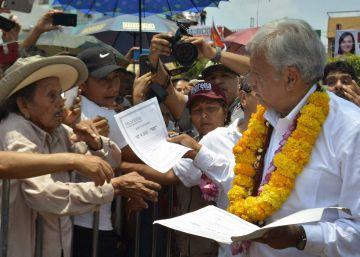 El fenómeno López Obrador impulsa a Morena en la lucha por el Congreso