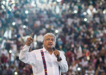 López Obrador lima asperezas con la élite empresarial mexicana