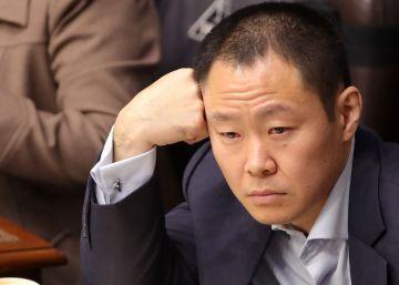El Congreso peruano suspende al diputado Kenji Fujimori