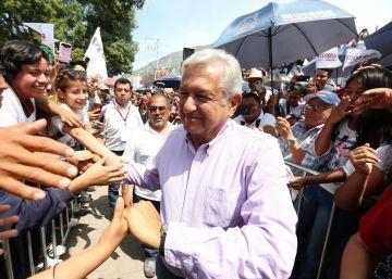 Las llamadas de la campaña negra: ?¿Sabes que López Obrador quiere perdonar a los narcotraficantes??