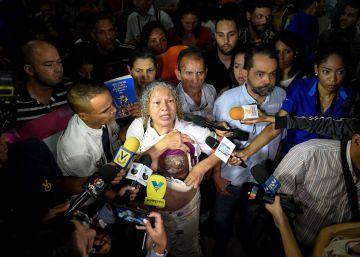 El seno enfermo que revela la crisis humanitaria en Venezuela