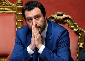 Salvini toma el mando de Italia