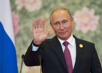 El Mundial de fútbol corona al ?zar? Putin