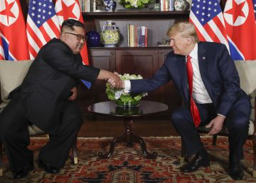 Trump y Kim abren una nueva era, pero sin asumir compromisos concretos