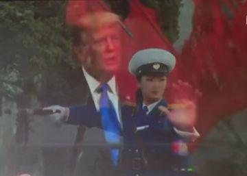 ?Dos hombres, dos líderes, un destino?: el épico anuncio con el que Trump quiere seducir a Kim Jong-un
