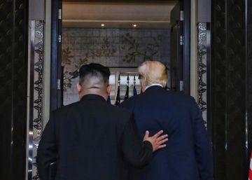 Kim Jong-un acepta visitar EE UU y Trump, Corea del Norte