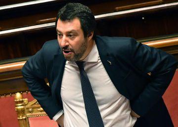 Salvini exige a Macron que se disculpe si quiere seguir trabajando con Italia