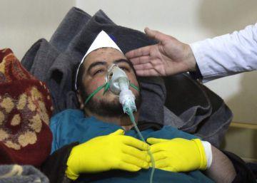 La OPAQ ve ?muy probable? el uso de gas sarín y cloro en Siria en marzo de 2017