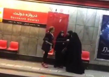 ?Me visto como quiero, no es asunto de ustedes?: así se rebelan las mujeres de Irán contra el velo obligatorio
