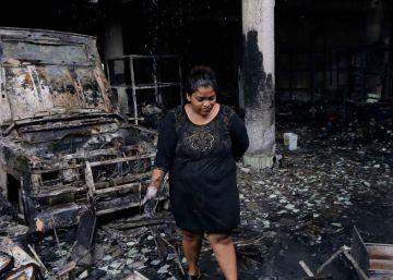 Una familia muere calcinada en una Nicaragua sumida en la violencia
