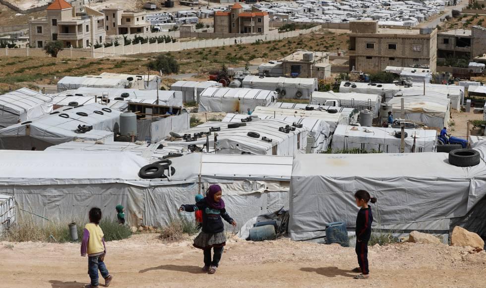 El número de refugiados marca un nuevo récord de 25,4 millones