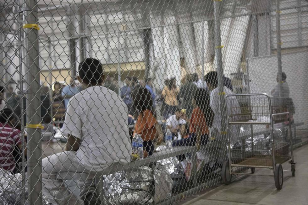 Escucha a los niños que acaban de ser separados de sus padres en la frontera