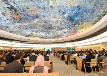 EE UU se dispone a abandonar el Consejo de Derechos Humanos de la ONU en apoyo a Israel