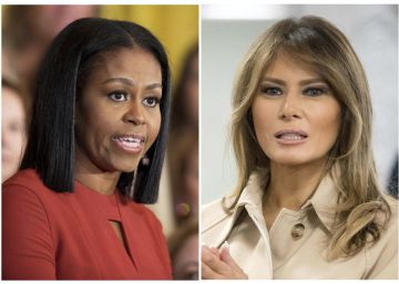 Todas las exprimeras damas de EE UU rechazan la separación de las familias migrantes en la frontera