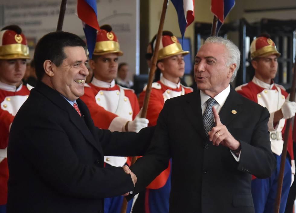 Brasil pide calma al Mercosur en las negociaciones con la Unión Europea