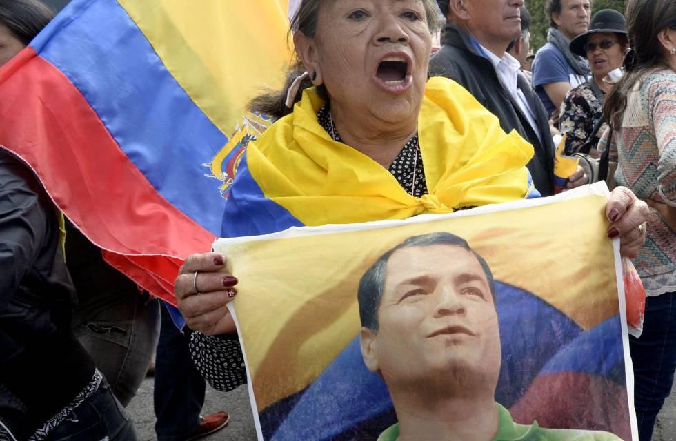 Rafael Correa, imputado por un crimen de Estado de hace seis años