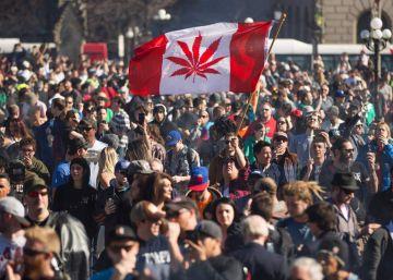 Canadá se convierte en el primer país del G20 en legalizar la marihuana con fines recreativos