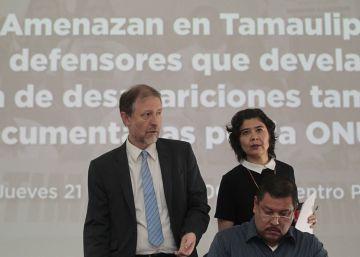 Un activista mexicano denuncia amenazas tras exhibir las desapariciones forzadas en Tamaulipas