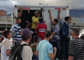 Venezuela, las penurias de un país que se queda sin autobuses