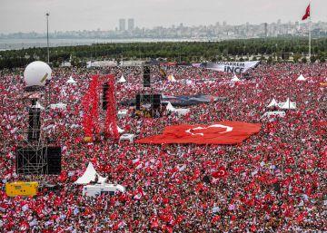 La oposición turca amenaza la hegemonía de Erdogan en las urnas