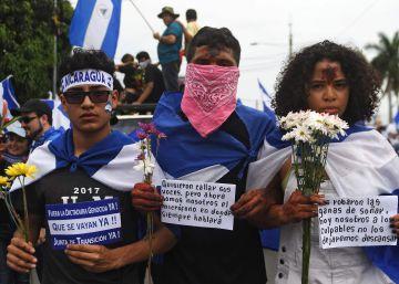 Un ataque a la Marcha de las flores de Nicaragua deja al menos nueve heridos