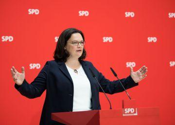 El SPD alemán recela del acuerdo migratorio de sus socios de coalición