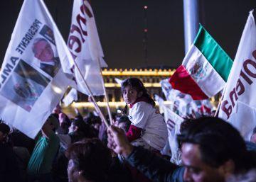 Los votantes catapultan a Morena en el Congreso