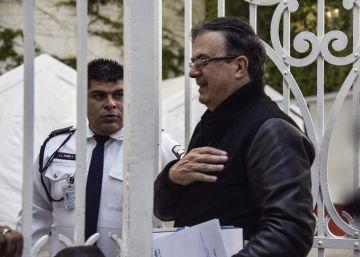 Marcelo Ebrard, nuevo canciller de México