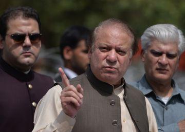 Condenado a 10 años de cárcel por corrupción el ex primer ministro de Pakistán Nawaz Sharif