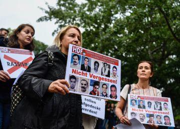 Condenada a cadena perpetua la única superviviente de una banda neonazi en Alemania