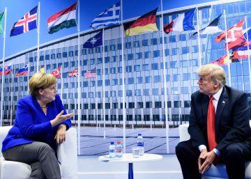 Trump azota a los aliados al pedir que dupliquen el objetivo de gasto militar