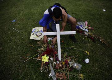 Nicaragua entierra a los muertos de la matanza en Jinotepe y Diriamba
