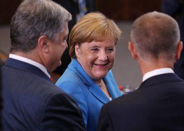 Trump presume de haber arrancado a los europeos más el gasto militar