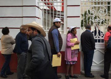 Peregrinar al ?santuario? de López Obrador