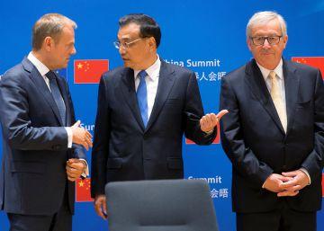 China busca una alianza con la UE para contrarrestar el proteccionismo de Trump