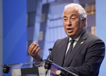 El primer ministro de Portugal presume de cuentas a un año de las elecciones