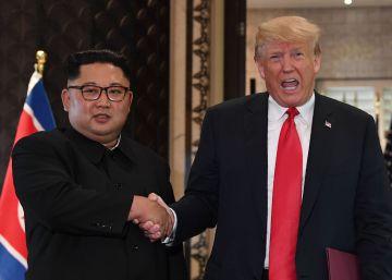 Trump describe un ?gran progreso? con Corea del Norte tras recibir una carta de Kim