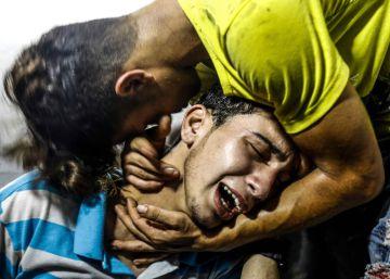 La aviación israelí mata a dos adolescentes en bombardeos contra Hamás en Gaza