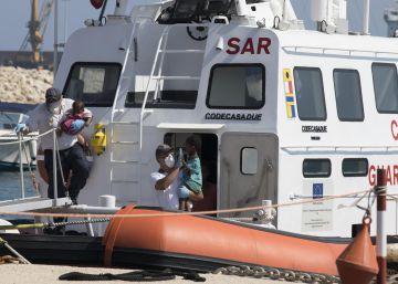 España se une a otros países europeos en la acogida de los 450 migrantes rescatados