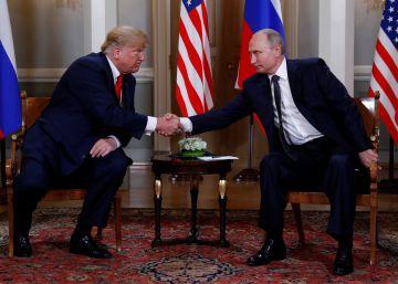 La cumbre de Trump y Putin en Helsinki, últimas noticias en directo