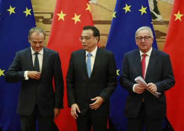 """Europa pide evitar la guerra comercial """"para prevenir el caos y el conflicto"""""""