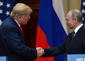 Trump evita criticar a Putin y anuncia una nueva relación con Rusia