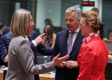 La Unión Europea teje nuevas alianzas frente a la hostilidad del presidente Trump