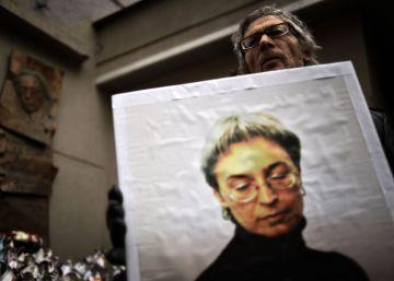 Estrasburgo condena a Rusia por la investigación del asesinato de la periodista Politkóvskaya