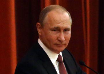 Putin afirma que ?fuerzas? en EE UU que quieren ?sacrificar? las relaciones con Rusia