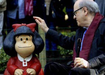 Quino rechaza el uso de Mafalda en la campaña contra el aborto legal en Argentina
