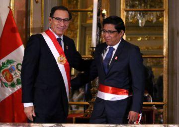 El escándalo de corrupción de la justicia peruana alcanza al fiscal general recién elegido