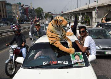 La turbia campaña electoral amenaza la libertad de prensa en Pakistán
