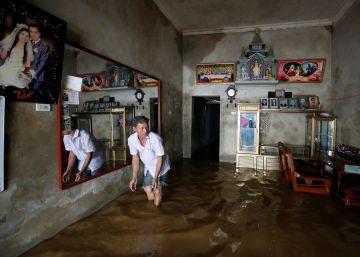 Al menos 19 muertos y 13 desaparecidos por las inundaciones en Vietnam